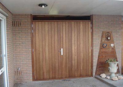 Renovatie garagedeur