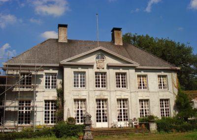 Renovatie landhuis